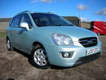 57/07 Kia Carens 2.0 GS 7 Seats diesel Estate A/c