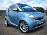 12/12 Smart Four Two Passion MHD Soft touch auto A/c