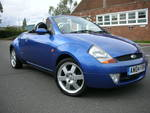 04/04 Ford Streeka 1.6 Convertible