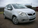 10/10 Vauxhall Agila 1.2 Club 5 door.