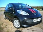 57/07 Peugeot 107 Urban Move 1.0 special edition A/c