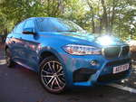 17/17 BMW X6M 4.4, 575hp 4.4 twin Turbo 5 door