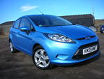 59/09 Ford Fiesta 1.2 Style+ 5 door A/c