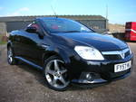 57/07 Vauxhall Tigra 1.4 Exclusive special edition Convertible A/c