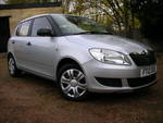 12/12 Skoda Fabia 1.6 CR tdi 90 5 door A/c