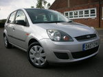 07/07 Ford Fiesta 1.2 Style Climate 5 door A/c