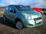 10/10 Suzuki Alto 1.0 SZE  five door A/c