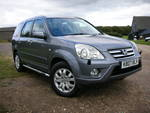 07/07 Honda CR-V CDTI Executive 4wd 4 wheel drive A/c