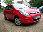 09/09 Hyundai I20 1.5 Five door A/c