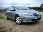 60/10 Vauxhall Astra 1.4 Exclusiv 5 door A/c New shape.