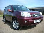 05 /05 Nissan X trail 2.2 SVE DCI 5 door 4 wd 4 wheel drive