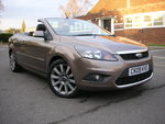09/09 Ford Focus 2.0 Auto Convertible A/c