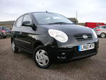 60/10 Kia Picanto 1.0 One 5 door.