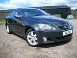 57/07 Lexus IS220d 5 door A/c