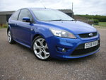 58/ 08 Ford Focus 2.5 ST2 Turbo 3 door.