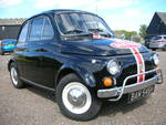H 1970 Fiat 500L 2 door Classic Car.