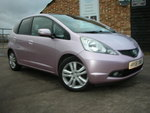58/08 Honda Jazz EX 1.4 5 door A/c