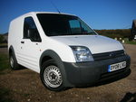 08/08 Ford Transit Connect Van NO VAT tdi.