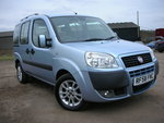 09/58 Fiat Doblo 1.4 Dynamic Wheelchair accessible.
