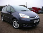 58/08 Citroen C4 Grand Picasso 1.6 VTR+ 7 seats 5 door A/c