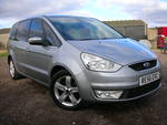 56/06 Ford Galaxy TDCI 2.0 Ghia 7 seats. A/c