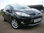 09/09 Ford Fiesta 1.25 Zetec 3 door A/c