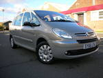 56/06 Citroen Xsara Picasso 2.0 Exclusive Auto 5 door mpv A/c