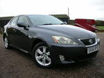 56/06 Lexus IS220d luxury 5 door A/c