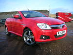 58/08 Vauxhall Tigra 1.4 Exclusiv Convertible A/c